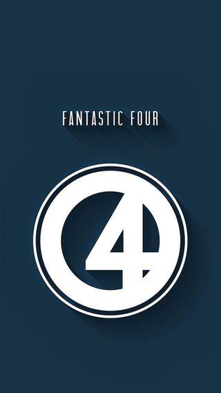 Обои на телефон фантастические, супергерои, fantastic four