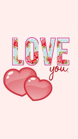 Обои на телефон позитивные, цветы, текст, сердце, розовые, любовь, логотипы, красые, думать, think positive, love, about love 7