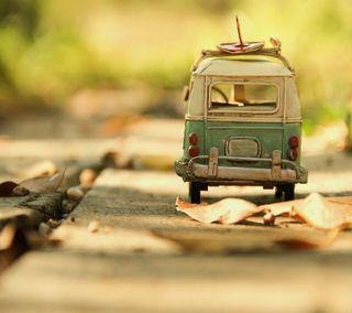 Обои на телефон фургон, поездка, каникулы