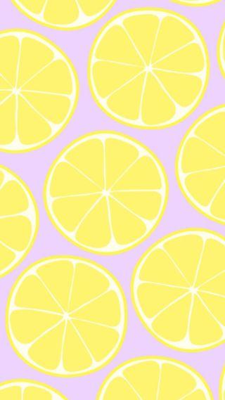 Обои на телефон узоры, шаблон, фрукты, лимон, желтые, sour, lemons