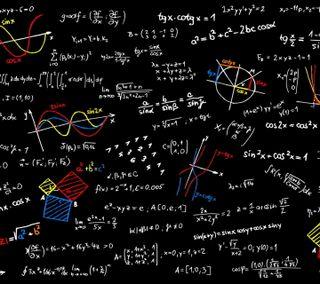 Обои на телефон математика, любовь, классные, артистические, math equation, love, 2016