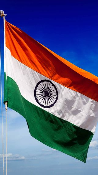 Обои на телефон индия, флаг, raipur, indians, india flag