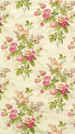 Обои на телефон винтаж, шаблон, цветы, цветочные, дизайн, абстрактные, charming flowers
