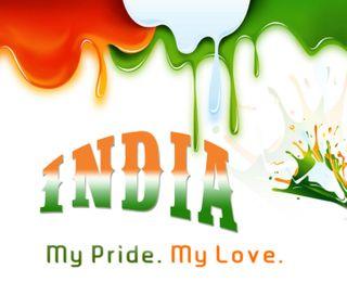 Обои на телефон прайд, флаг, страна, любовь, крутые, капли, индия, абстрактные, nations, love