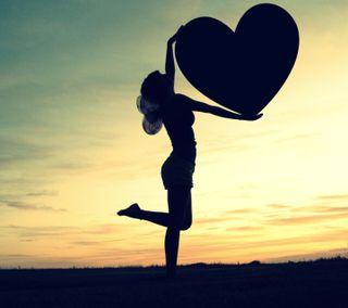 Обои на телефон сказочные, сердце, природа, любовь, крутые, девушки, love, cupid fairy, cupid