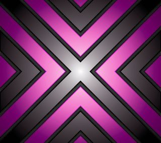 Обои на телефон металлические, черные, фиолетовые, текстуры, абстрактные