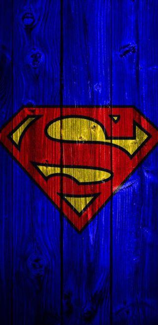 Обои на телефон супермен, марвел, логотипы, деревянные, marvel