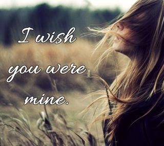 Обои на телефон пожелание, ты, приятные, поговорка, новый, мой, мальчик, любовь, крутые, девушки, грустные, love, i wish you were mine