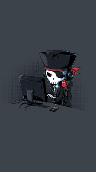 Обои на телефон хакер, pc