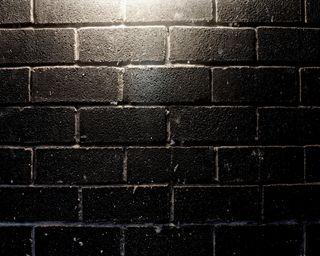 Обои на телефон кирпичи, черные, стена, абстрактные, wall abstract, black brick wall, black brick