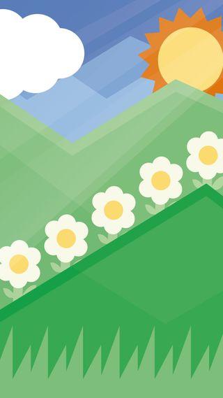Обои на телефон ягненок, холмы, погода, природа, лев, животные, весна, zedgelamb, springtime hills