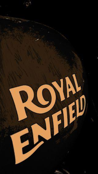 Обои на телефон логотипы, классика, байк, royal, enfield, bullet