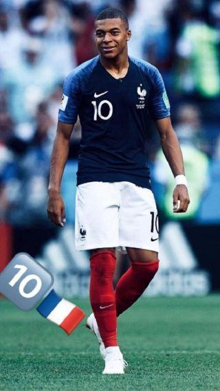 Обои на телефон псж, футбол, реал, мбаппе, игрок, francia, 10
