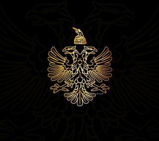 Обои на телефон изображение, тема, орел, золотые, gold eagle