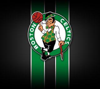 Обои на телефон бостон, баскетбол, celtics