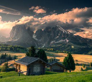 Обои на телефон природа, пейзаж