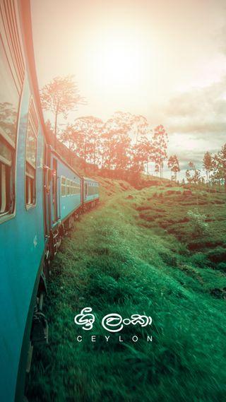 Обои на телефон шри ланка, фоны, природа, поезда, пейзаж, ланка, lk, hd, ceylon