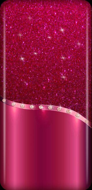 Обои на телефон бриллиант, симпатичные, сверкающие, романтика, розовые, прекрасные, девчачие, блестящие, beautiful pink