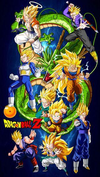 Обои на телефон супер, мяч, дракон, бог, dragon ball z, dragon