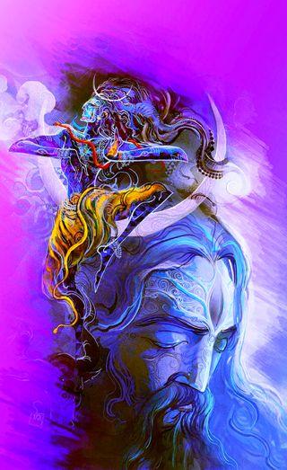 Обои на телефон креативные, шива, оригинальные, любовь, игра, дракон, love, hd, abstracttt