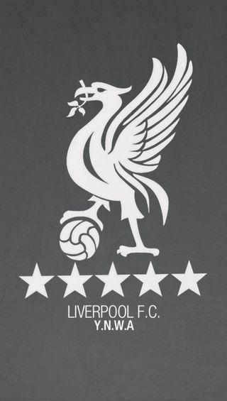 Обои на телефон футбольные клубы, ливерпуль, cxd