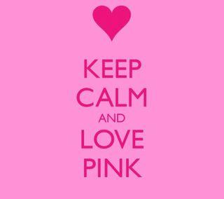 Обои на телефон розовые, приятные, любовь, девчачие, love pink, keep