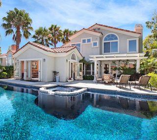 Обои на телефон удивительные, красота, дом, pool, beauty house