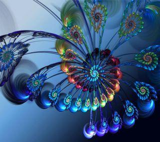 Обои на телефон цветные, прекрасные, последние, новый, красочные, графика, брызги, абстрактные, hd, color splash, 3д, 3d colorful graphics, 3d, 2013