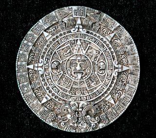 Обои на телефон календарь, новый, мир, арт, mayan calendar, hd, art