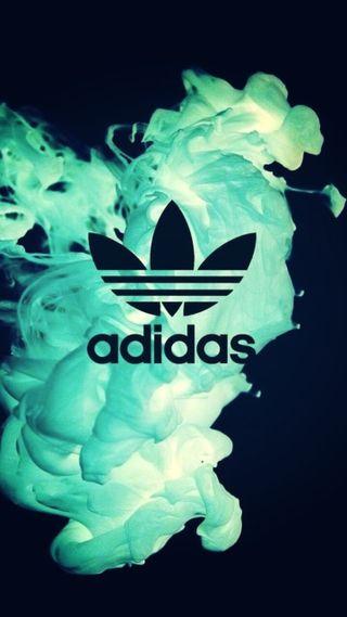 Обои на телефон официальные, огонь, облака, монтаж, забавные, адидас, fire cloud, bleu, adidas-fire cloud, adidas