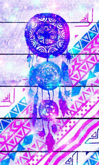 Обои на телефон племенные, мечта, ловец снов, aztec