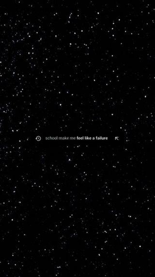 Обои на телефон эмо, эстетические, школа, черные, космос, грустные