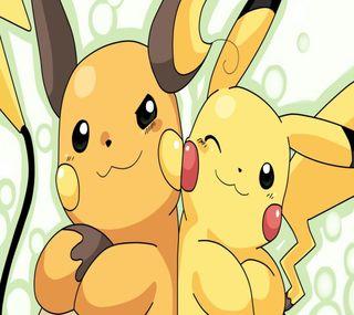Обои на телефон пикачу, покемоны, аниме, pokemon pikachu, pikachu raichu
