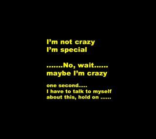 Обои на телефон юмор, сумасшедшие, специальные, смех, смайлики, комедия, забавные, im not crazy