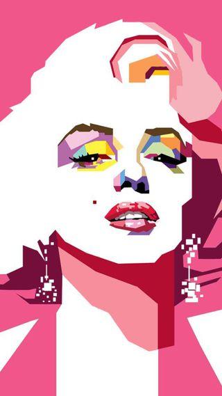 Обои на телефон рисунок, поп, дизайн, арт, pop art, marilyn monroe marilyn