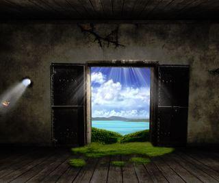 Обои на телефон фантазия, природа, новый, мир, мечтательные, классные, галактика, land, galaxy, fantasy doors