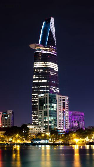 Обои на телефон джейсон, башня, jason nguyen, hcmc, bitexco tower, bitexco
