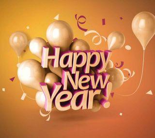 Обои на телефон пожелание, счастье, счастливые, новый, год, happy new year 2015, 2015