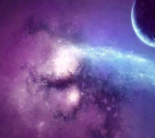 Обои на телефон космос, галактика, mort, galaxy s3, galaxy nexus, galaxy
