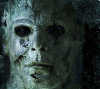Обои на телефон зло, хэллоуин, ужасы, страшные, мистер, майкл, лицо, жуткие, арт, myers, mr myers, art