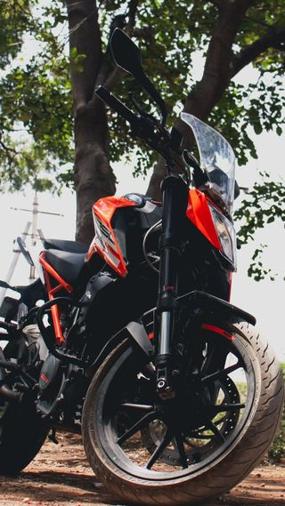 Обои на телефон триумф, мотоциклы, ктм, изображение, зверь, гонщик, байк, duke 250 windshield, duke 250, duke, bike image, beast duke