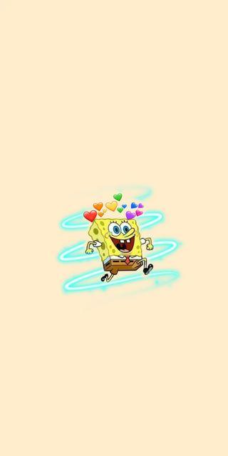 Обои на телефон губка боб, юмор, любовь, губка, боб, spongebob love