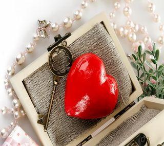 Обои на телефон ключ, сердце, романтика, мой, любовь, love, key to my heart