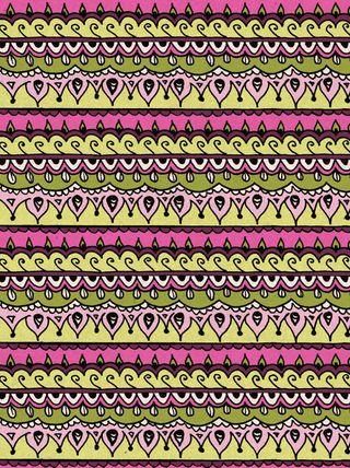 Обои на телефон племенные, шаблон, цветные, абстрактные, full of color
