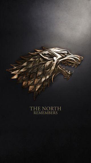Обои на телефон direwolf, gameofthrones, got, jonsnow, northremembers, игра, старк
