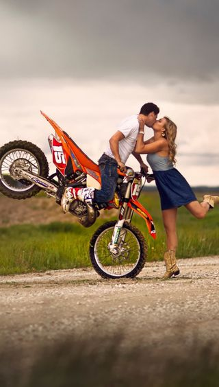 Обои на телефон поцелуй, мальчик, любовь, девушки, motor, love