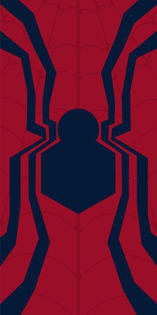 Обои на телефон человек паук, паук, марвел, spider man, marvel