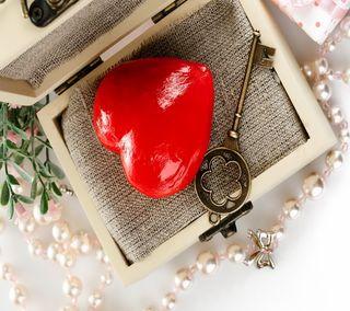 Обои на телефон ключ, сердце, романтика, любовь, love, key to heart