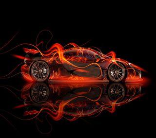 Обои на телефон футбол, скорость, огонь, машины, красые, колеса, red car, mc laren p1, laren, kurdi, gs, bjk