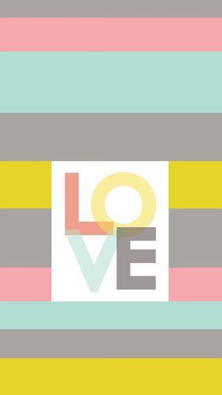 Обои на телефон слово, любовь, love